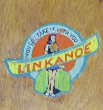 Linkanoe decal