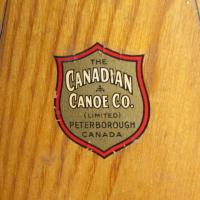 Canadian Canoe Company decal