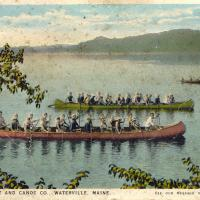 Kennebec postcard