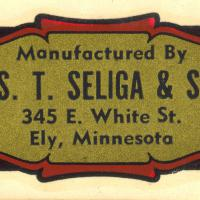 Seliga decal